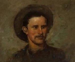 Alexander Phimister Proctor - Self-portrait, 1882