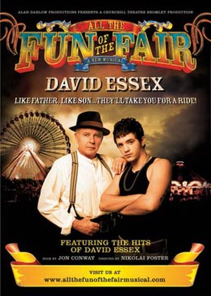 All the Fun of the Fair - Promotional Poster