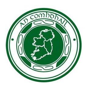 An Comhdháil na Múinteoirí le Rincí Gaelacha - Image: An Comhdháil na Múinteoirí le Rincí Gaelacha logo