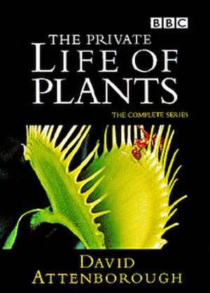 The Private Life of Plants - Region 2 DVD cover
