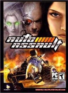 <i>Auto Assault</i> 2006 video game