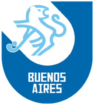 Buenos Aires Hockey Association - Image: BA hockey assoc logo