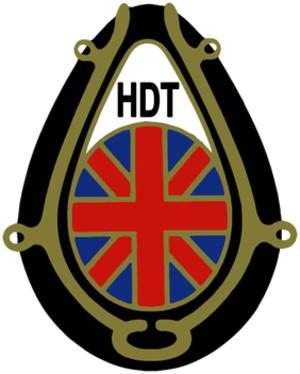 British Horse Driving Trials Association - BHDTA logo