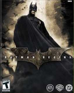 <i>Batman Begins</i> (video game) 2005 movie video game