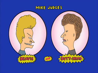 <i>Beavis and Butt-Head</i> American animation television series