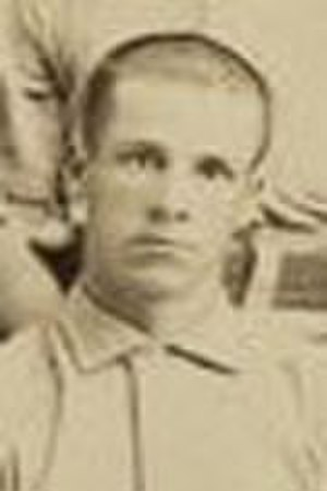 Bill Gleason (pitcher) - Image: Bill Gleason cleveland