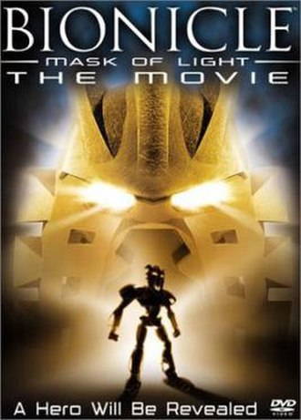 Bionicle: Mask of Light - Image: Bioniclemask