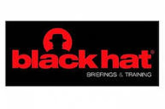 Black Hat Briefings - The logo of Black Hat Briefings in 2011