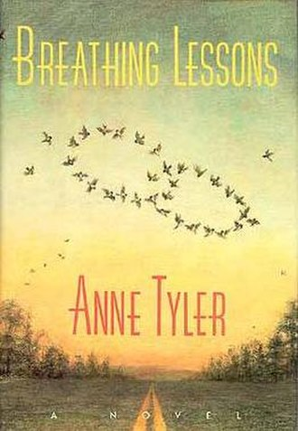 Breathing Lessons - First edition cover