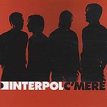 Interpol - C'mere (studio acapella)