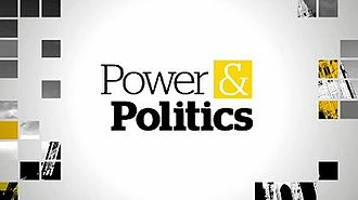 Power & Politics - Title card since 2016