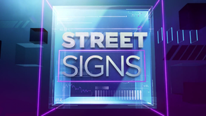 Street Signs (TV series) - Image: CNBC Street Signs Ident 2014