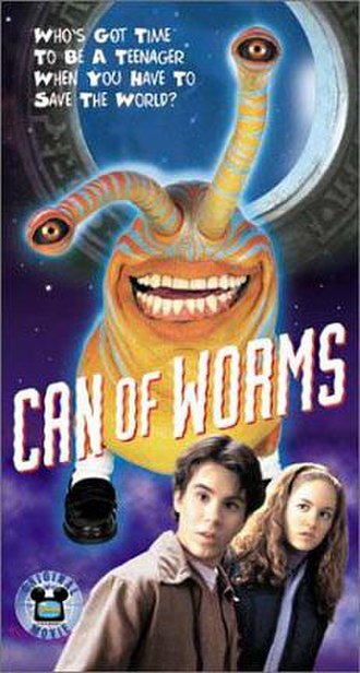 Can of Worms (film) - VHS cover