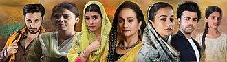 Udaari - Image: Cast of Hum TV's Udaari