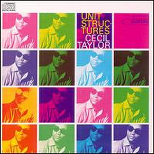 Unit Structures - Image: Cecil Taylor Unit Structures (album cover)