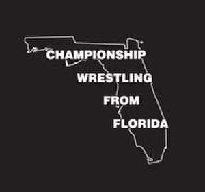Championship Wrestling from Florida - Image: Championship Wrestling from Florida logo