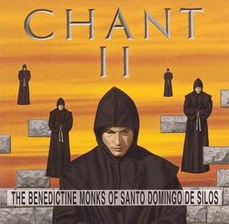 Chant II (album) - Image: Chant II cover