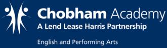 Chobham Academy - Image: Chobham Academy logo