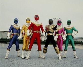 Power Rangers Zeo - Power Rangers Zeo