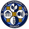 Official seal of Statesboro, Georgia