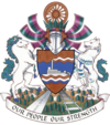 Coat of arms of City of Whitehorse