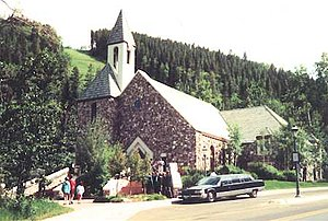 Beaver Creek Resort - Beaver Creek Chapel.