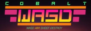 Cobalt WASD - Image: Cobalt WASD logo