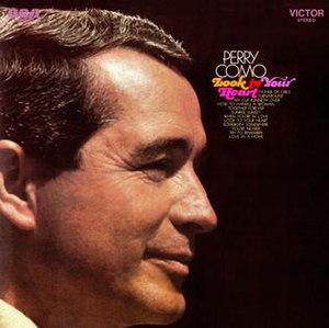Look to Your Heart (Perry Como album) - Image: Como Look Your Heart