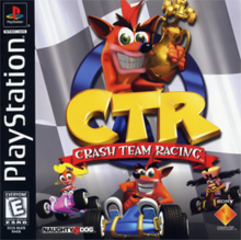 Crash Cars Playstation