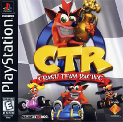 Picture of a game: Crash Team Racing