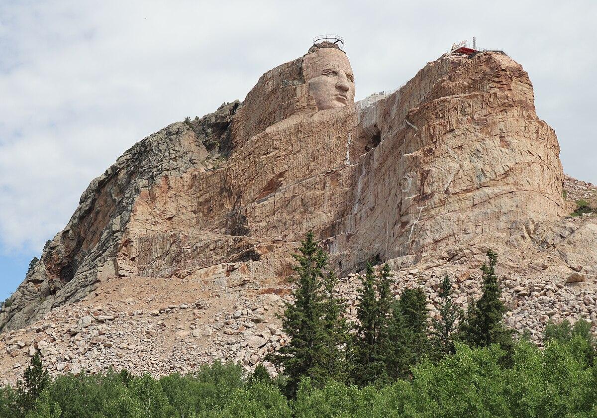 Crazy Horse Memorial Wikipedia