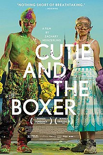 <i>Cutie and the Boxer</i>