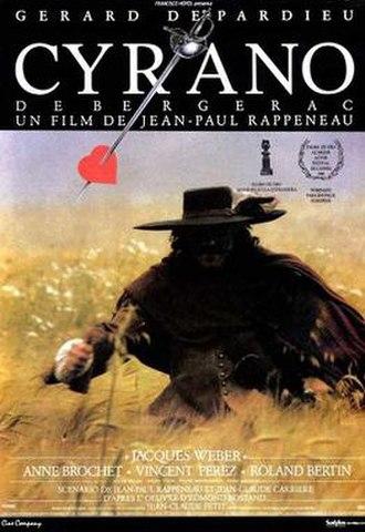 Cyrano de Bergerac (1990 film) - Film poster