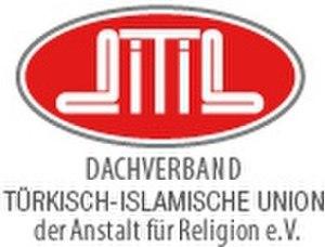 Turkish-Islamic Union for Religious Affairs - Image: DITIB logo