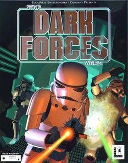<i>Star Wars: Dark Forces</i> video game