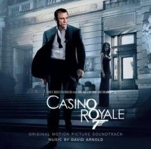 Casino Royale (2006 soundtrack) - Image: David Arnold Casino Royale OST album cover
