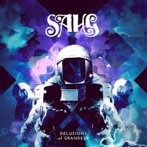 Delusions of Grandeur (Sahg album) - Image: Delusions of Grandeur (Sahg album)