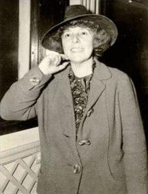Dorothy Kenyon - Image: Dorothy Kenyon