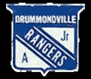 Drummondville Rangers - Image: Drumrangers