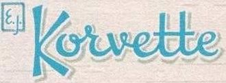 E. J. Korvette - Image: E. J. Korvette corporate logo