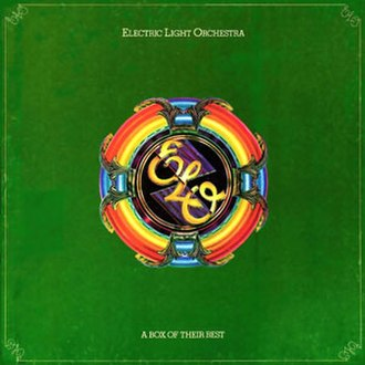 A Box of Their Best - Image: ELO Aboxoftheirbestalbum frontcover