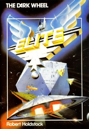 Elite (video game) - Original Acornsoft cover