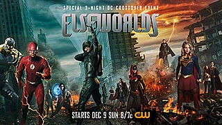 Elseworlds (Arrowverse) Arrowverse crossover event