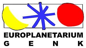 Europlanetarium Genk - Image: Europlanetarium wit