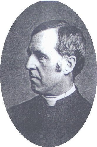 Society of the Holy Cross - Father Mackonochie