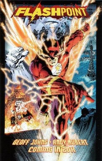 Flashpoint (comics) - Flashpoint teaser.