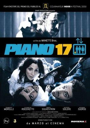 Floor 17 - Image: Floor 17 poster