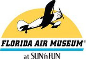 Florida Air Museum - Image: Florida Air Museum logo