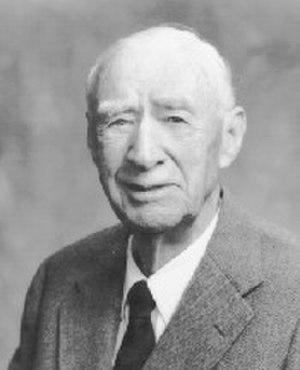 Frank W. Preston - Frank W. Preston