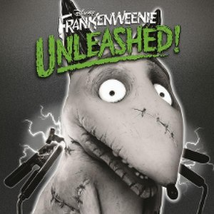 Frankenweenie (soundtrack) - Image: Frankenweenie Unleashed cover artwork